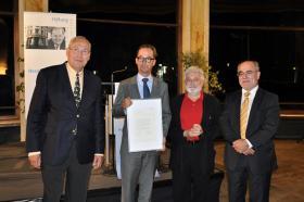 Preisverleihung 2010 an Jan Fleischhauer