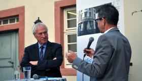 Prof. Jürgen W. Falter und Dr. Rainer Hank